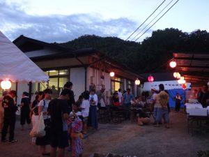 百島町納涼祭